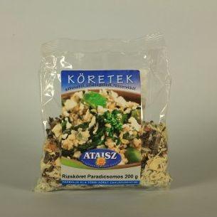 Reformélelmiszer Ataisz rizsköret paradicsomos 200 g