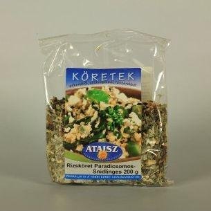Reformélelmiszer Ataisz rizsköret paradicsomos-snidlinges 200 g