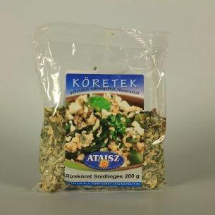Reformélelmiszer Ataisz rizsköret snidlinges 200 g