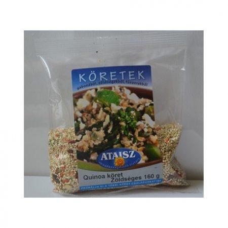 Reformélelmiszer Ataisz quinoa köret zöldséges