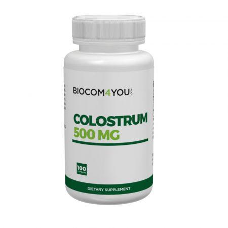 Biocom Colostrum 100 kapszula
