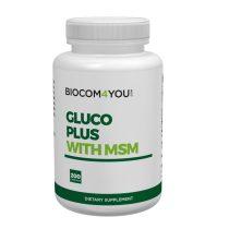 Biocom Gluco Plus with MSM 200 kapszula