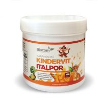 Biocom Kindervit narancsízű italpor 190g