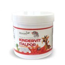 Biocom Kindervit trópusi gyümölcsízű italpor 190g