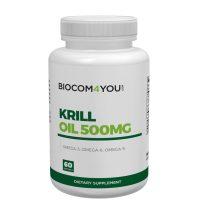 Biocom Krill Oil 60 kapszula