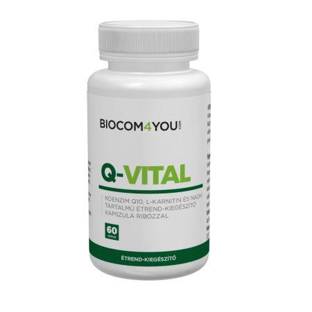 Biocom Q-Vital 60 kapszula