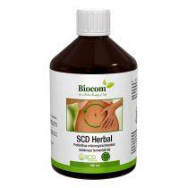 Biocom SCD Herbal Probiotikus ital 150ml