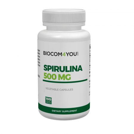 Biocom Spirulina 100 kapszula