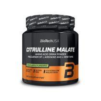 Biotech Citrulline Malate 300g edzés előtti táplálék-kiegészítő termék