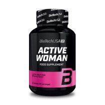 Biotech Active Woman 60 tabletta vitamin kifejezetten sportolóknak