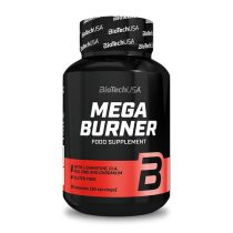 Biotech Mega Fat Burner 90 kapszula l-karnitin termék fogyókúrázóknak