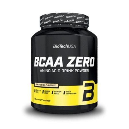 Biotech BCAA Flash ZERO aminosav 700g BCAA aminosav táplálék-kiegészítő