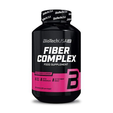 Biotech Fiber Complex 120 tabletta táplálék-kiegészítő diétázóknak