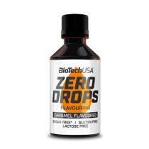 Biotech Zero Drops ízesítőcsepp 50ml