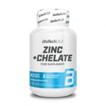 Biotech Zinc+Chelate 60 kapszula