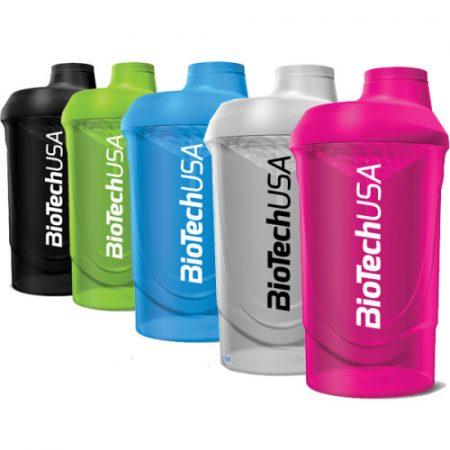 Biotech Wave Shaker 600ml különféle színekben