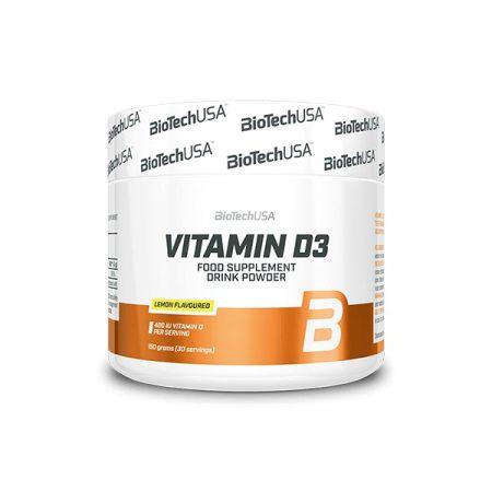 Biotech vitamin D3 italpor 150g