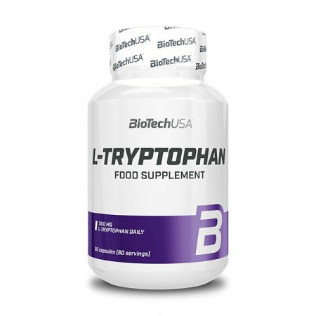 Biotech L–Tryptophan 60 kapszula