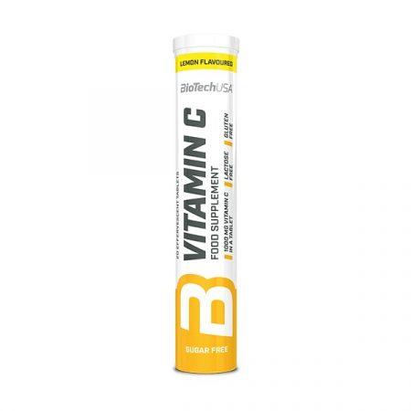Biotech C-vitamin pezsgőtabletta 20db