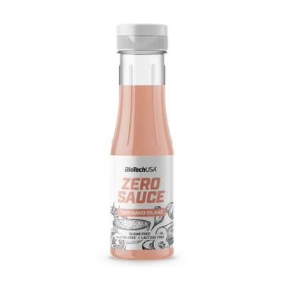 Biotech zero sauce Ezersziget öntet 350ml