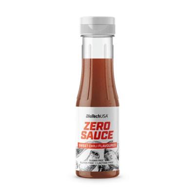 Biotech zero sauce Édes Chili 350ml
