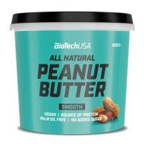 Biotech Peanut Butter Mogyoróvaj Smooth (krémes) 1000g