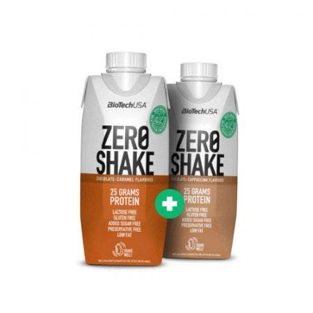 Biotech Zero Shake Csomag 1+1 AKCIÓ