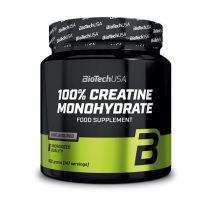 Biotech Micronized Creatine Monohydrate 1000g 100% kreatin monohidrátot tartalmaz