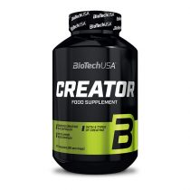 Biotech CreaTor 120 kapszula kreatin kapszulás kivitelben