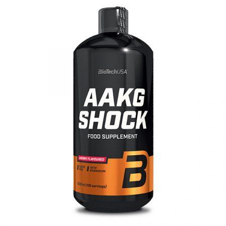 Biotech AAKG Shock 1000 ml l-Arginine aminosav táplálék-kiegészítő