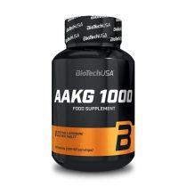 Biotech AAKG 1000 100 tabletta l-Arginine aminosav táplálék-kiegészítő