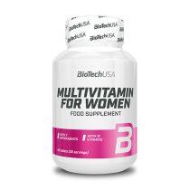 Biotech Multivitamin for Women 60 tabletta multivitamin termék