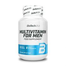 Biotech Multivitamin for Men 60 tabletta multivitamin termék