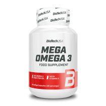 Biotech Omega 3 90 lágykapszula ásványi anyag