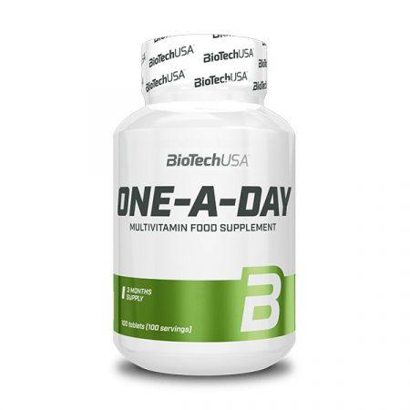 Biotech One-A-Day 100 tabletta multivitamin termék