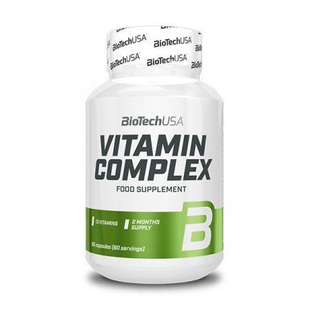 Biotech Vitamin Complex 60 tabletta multivitamin termék