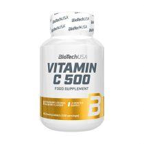 Biotech Vitamin C 500 120 rágótabletta vitamin