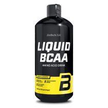 Biotech Liquid BCAA 1000 ml BCAA aminosav táplálék-kiegészítő