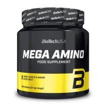 Biotech Mega Amino 3200 300 tabletta különböző aminosavakat tartalmazó táplálék-kiegészítő