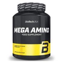 Biotech Mega Amino 3200 500 tabletta különböző aminosavakat tartalmazó táplálék-kiegészítő