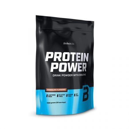 Biotech Protein Power 1000g kombinált fehérje