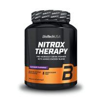 Biotech Nitrox Therapy 680g edzés előtti táplálék-kiegészítő termék