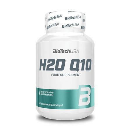 Biotech H2O Q10 60 kapszula szépségvitamin