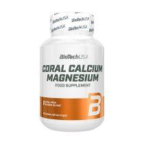 Biotech Coral Calcium-Magnesium 100 tabletta ásványi anyag