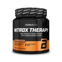 Biotech Nitrox Therapy 340g edzés előtti táplálék-kiegészítő termék