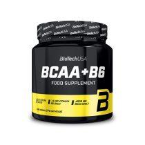 Biotech BCAA+B6 340 tabletta BCAA aminosav táplálék-kiegészítő