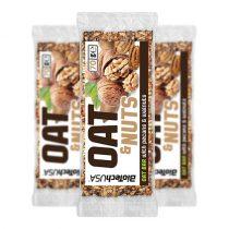 Biotech OAT & Nuts 70g energia szelet sportolóknak