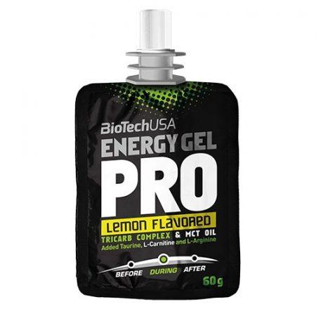 Biotech Energygel PRO 60g energizáló táplálék-kiegészítő