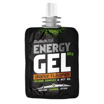 Biotech Energygel 60g energizáló táplálék-kiegészítő