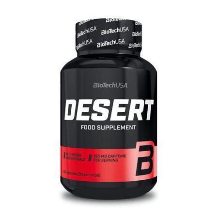 Biotech Desert 100 kapszula táplálék-kiegészítő diétázóknak